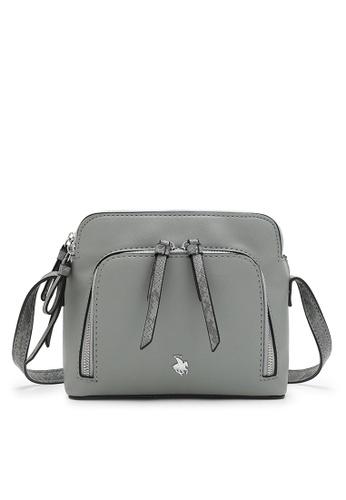 Swiss Polo green Casual Sling Bag D1A1AAC4CF73EEGS_1