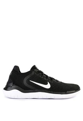 Nike black Nike Free RN 2018 Running Shoes 9D174SHE32F1B8GS_1