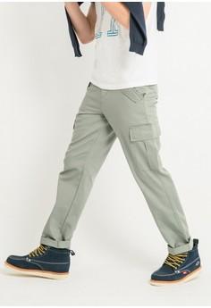 Baggy Casual Cargo Pants