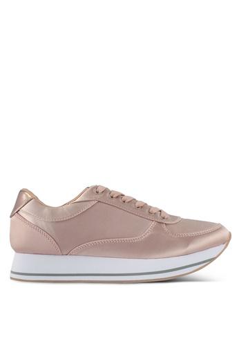 ONLY purple Smilla Satin Sneakers CC5D8SH8569EC5GS_1