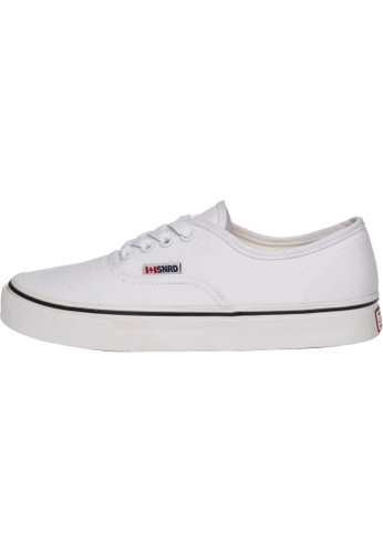 paperplanes SNRD-130 Canvas Simple Casual Slip-Ons Shoes US Women Size PA110SH56AVJHK_1