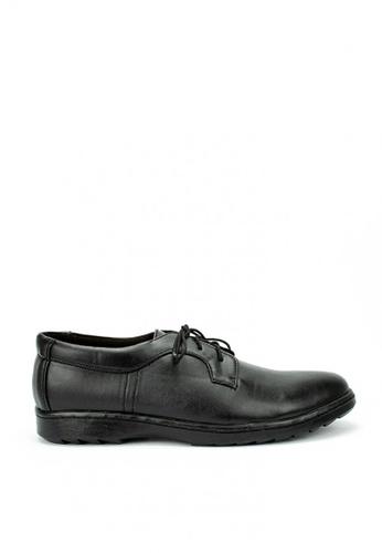 Cardam's Lifestyle black Cardams Men's Piolo Formal Shoes 4BB1ESH358F8FFGS_1