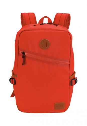 Nixon red Nixon - Scout Backpack - Lobster NI855AC09WXMSG_1
