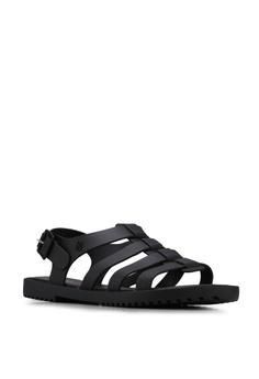 32e21e01d896 45% OFF Melissa Melissa Flox Unissex Ad Sandals RM 348.90 NOW RM 191.90  Sizes 5