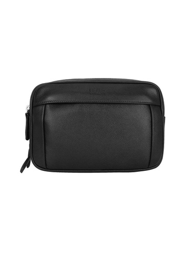 Picard black Picard Mobile Leather Clutch Bag 4EF1CAC5761C03GS_1