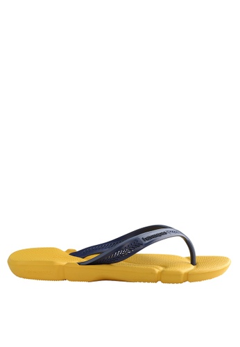 Havaianas yellow POWER Sandals & Flip Flops 63502SH4838655GS_1