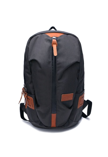 The Dude grey Skater Backpack TH373AC89CREHK_1