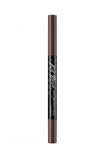 Clio Professional brown Clio Kill Brow Auto Hard Brow Pencil 002 Light Brown 65CAEBEF382EC5GS_1