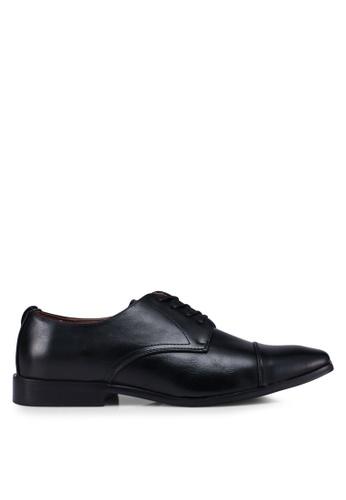Call It Spring black Gailard Lace Up Dress Shoes 48CB2SH67E2734GS_1