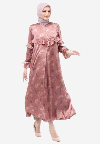 Yumnasa.id pink Yumnasa.id ILONA 1 Dress AE54FAAF9D37BDGS_1