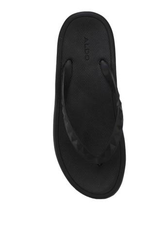 ALDO black Crirevia Sandals 2FA6ASHD857F83GS_1