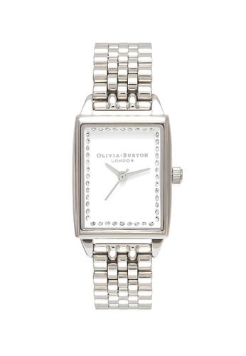 Olivia Burton silver Olivia Burton Classics Silver  Women's  Watch (OB16SS38) 2EAC7ACF79809FGS_1