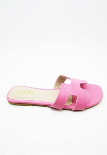 De Velvet pink De Velvet Her Pink DE825SH38FQFID_1