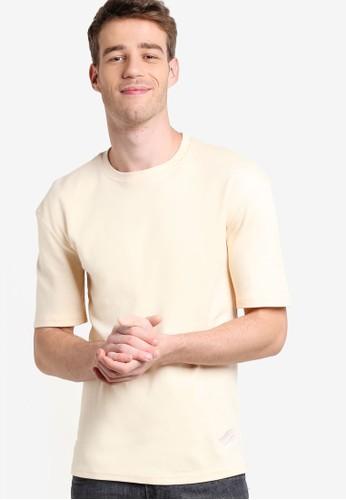 圓領短袖esprit outlet台北Tee, 服飾, T恤