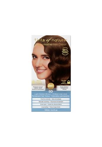 Tints of Nature Tints of Nature Light Golden Brown Permanent Hair Dye 5D 2DAC7BE6EBBCBDGS_1