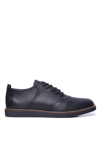 Toods Footwear black Toods Footwear Spectre - Hitam TO932SH62NFDID_1