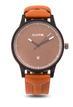 Fashion Leather Analog Watch M-313