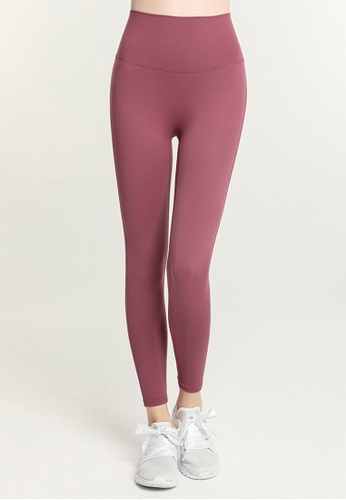 HAPPY FRIDAYS Autumn Winter Nude Sports Tights(No front crotch line)DSG05 9BE21AA3D28918GS_1