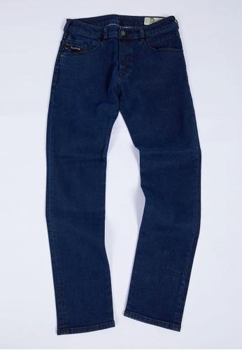 Diesel 藍色 D-BAZER L.32 PANTALONI Jeans 33B32AA70FA820GS_1