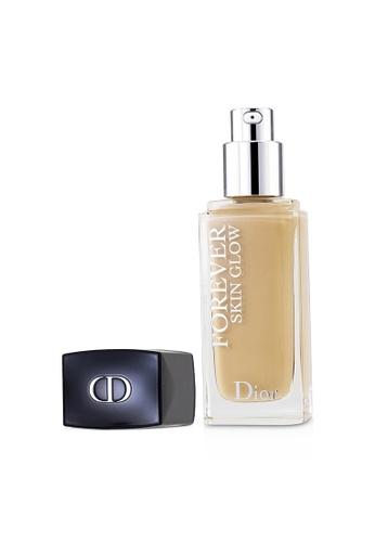 Christian Dior CHRISTIAN DIOR - Dior Forever Skin Glow 24H Wear Radiant Perfection Foundation SPF 35 - # 2W (Warm) 30ml/1oz 2AE46BE795CC6DGS_1
