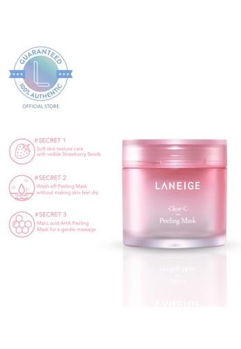 Laneige Clear C Peeling Mask A70D9BE5D06DB8GS_1
