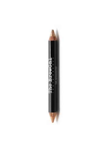 TheBrowGal The BrowGal Highlighter Pencil 02 - Gold / Nude 2F009BE5807B7BGS_1