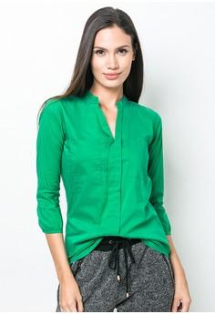 Katy Quarter Sleeves Top