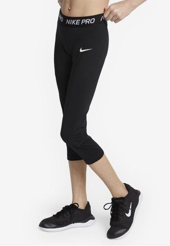Girls' Nike Pro Capri