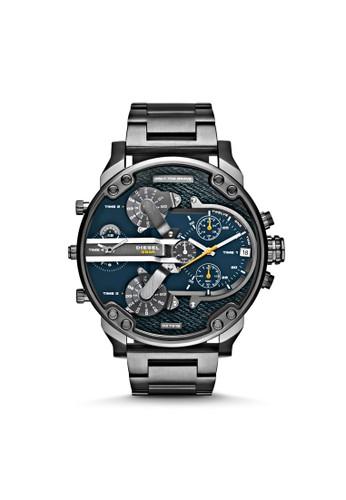 Mr. Daddy 2.0四時區計時腕錶 DZ733zalora鞋子評價1, 錶類, 時尚型