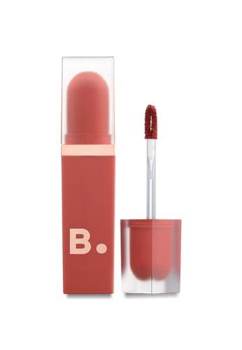 Banila Co. B. by BANILA Velvet Blurred Lip RD01 Marsala Filter EBB78BE73DA642GS_1