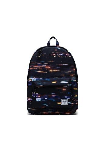 Herschel black Herschel Classic Backpacks - Night Lights D86A8ACE5DD06FGS_1