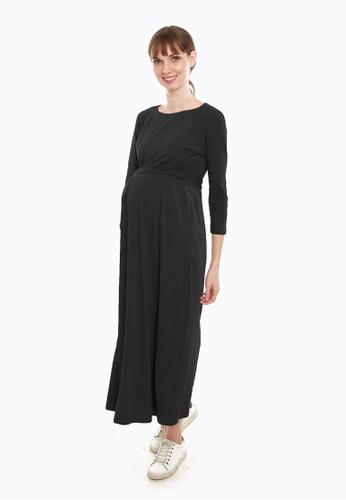 Bove by Spring Maternity black Danya Dress AE59AAA110DB72GS_1