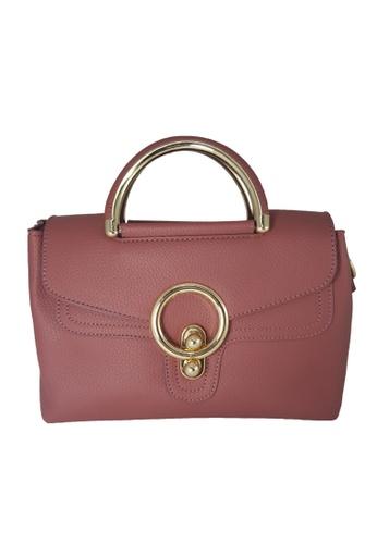 TCWK pink TCWK Women Fashion Sling Bag 6BF91ACC3CE6CEGS_1