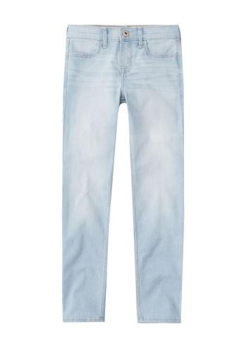 Abercrombie & Fitch blue Super Skinny Jeans E30E5KA93A0E3CGS_1