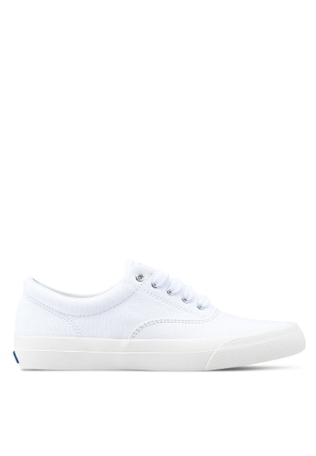 Keds white Anchor Chambray Sneakers KE942SH0STEZMY_1