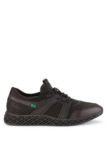 Kickers brown Man Shoes 3115E BD838SH6A077D4GS_1