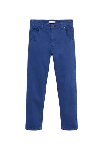 MANGO KIDS blue Slim-Fit Jeans 2E665KA8F0584FGS_1
