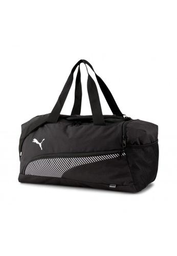 PUMA black Fundamentals Sports Bag 577E0ACB185841GS_1