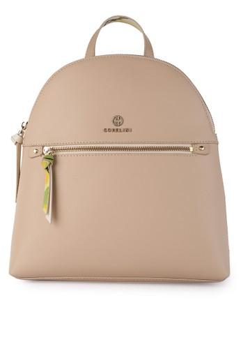 Gobelini multi and brown W. Cruz Backpack E50E9AC221E12FGS 1 246795fc77