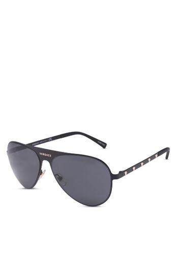 Versace 黑色 Versace Sunglasses E7DC2GL3686B08GS_1
