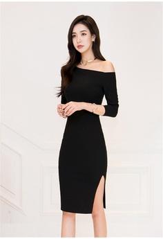 a5a1e4f4aee6e Buy Crystal Korea Fashion Women Party Dresses Online | ZALORA Hong Kong