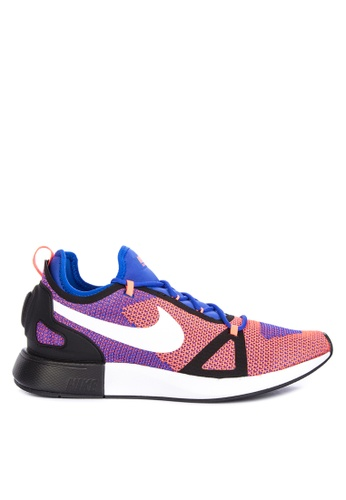 Nike black and white and blue Men's Nike Duel Racer Shoes 248ADSHBEDBDEEGS_1