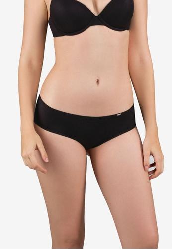 Dorina black Sabrina-Super Soft Hipster (Bonded) Panties 55AE4US23BD752GS_1