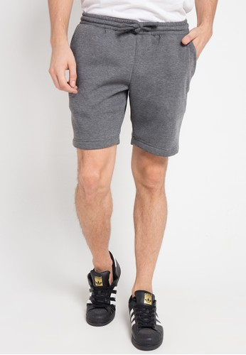 magnificents grey Fleece Shorts Grey MA470AA0VTBQID_1