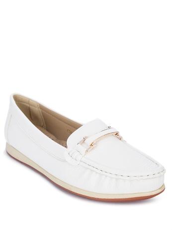 Sofab! white Finley Flats 1AE9ASH152CE05GS_1