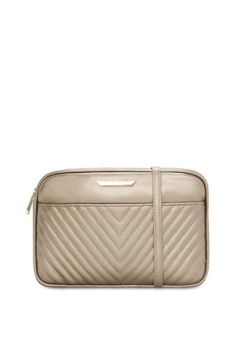 VINCCI grey Shoulder Bag 72E76AC1749FE9GS_1