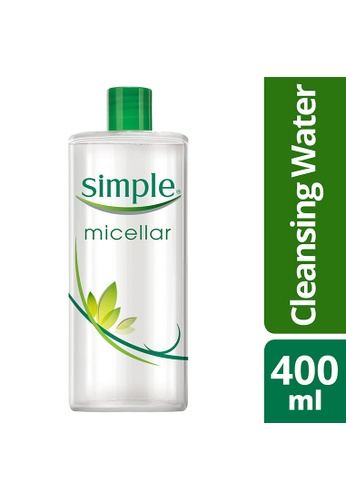 Simple n/a Simple Micellar Water 400Ml 4119FBE4D159ECGS_1