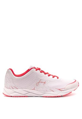 Jump grey Flitch Sneakers JU701SH01ZYOPH_1