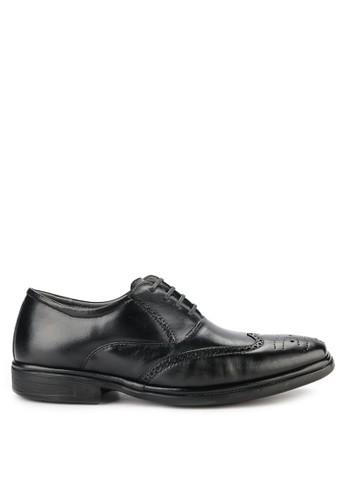 Obermain black Genebra Lace Up 6D85ESHB5BD401GS_1