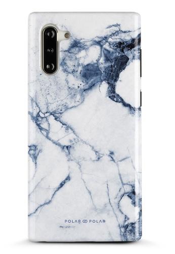 Polar Polar blue Indigo Vase Dual-Layer Tough Case Glossy For Samsung Galaxy Note10 03572ACD376A57GS_1